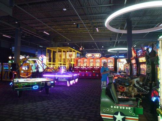 Capitol Heights, MD: Игровые автоматы