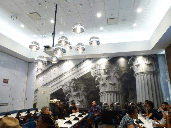 Capitol Heights, MD: Банкетный зал