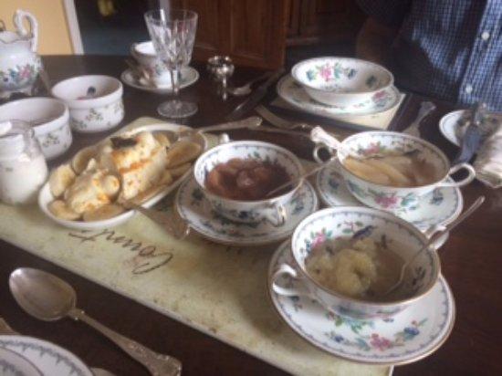 Dungarvan, Ireland: Breakfast