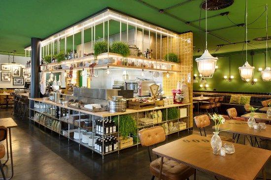 Open keuken bild von hof van holland noordwijk tripadvisor