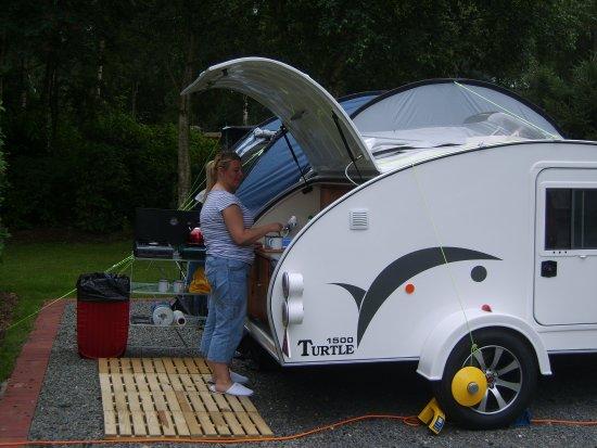 Meriden, UK: Cute Caravan
