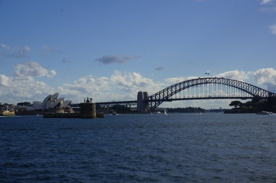 InterContinental Sydney: Harbor Bridge and the Opera House