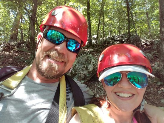 Zip Lines at Ouachita Bend: 20160625_111948_large.jpg