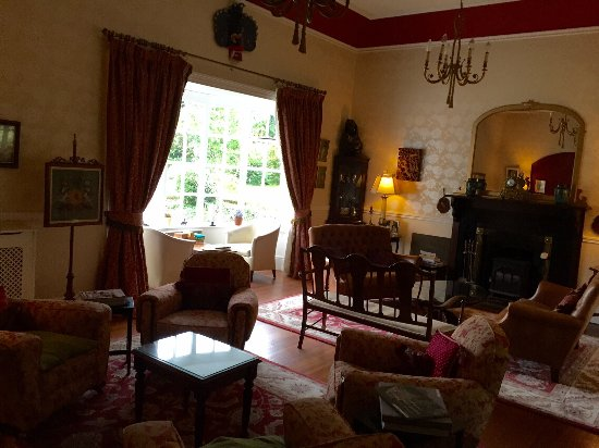 Mallmore Country House: Common area for guests to relax in