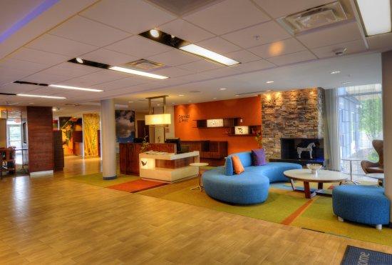 Princeton, فرجينيا الغربية: Lobby