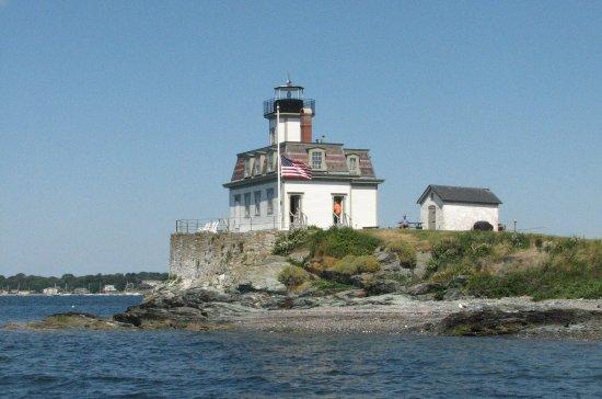 Rose Island Lighthouse: Lighthouse