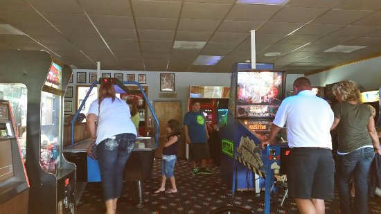 Corydon, IN: Golf Shores Fun Center
