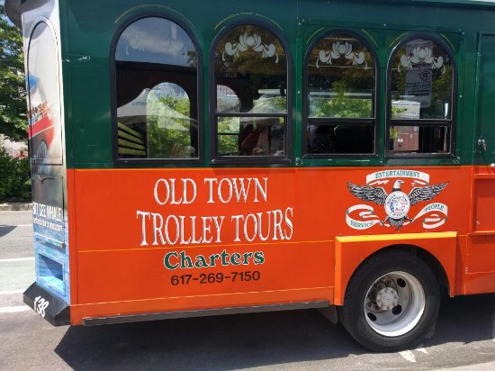 Old Town Trolley Tours IMG 20160620 113353 Large