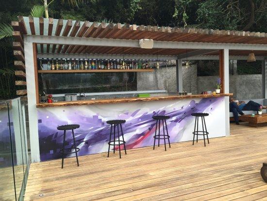 Bar da piscina foto de casa marques santa teresa rio de for Piscina santa teresa