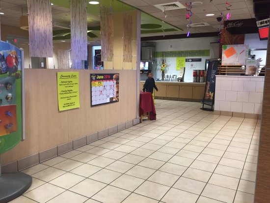 Siler City, Kuzey Carolina: McDonald's