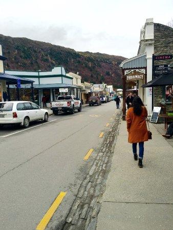 Arrowtown, Nova Zelândia: Main street