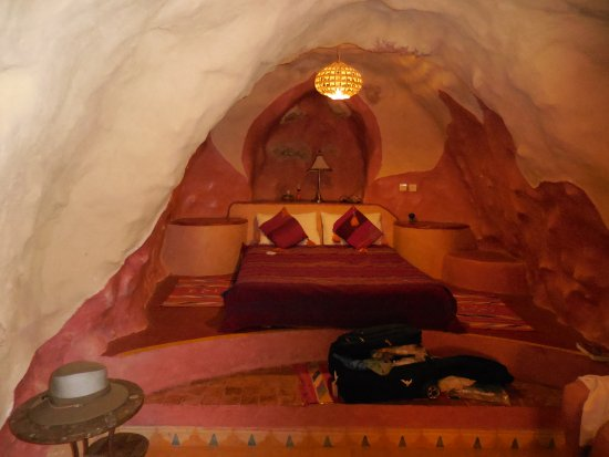 cave room picture of auberge le festival tinerhir tripadvisor. Black Bedroom Furniture Sets. Home Design Ideas