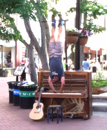 play a song for me piano man picture of pearl street mall boulder