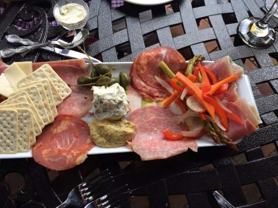 Ellsworth, MI : Filet, Lamb and Charcuterie Platter