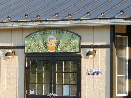 Sperryville, VA: Front Door