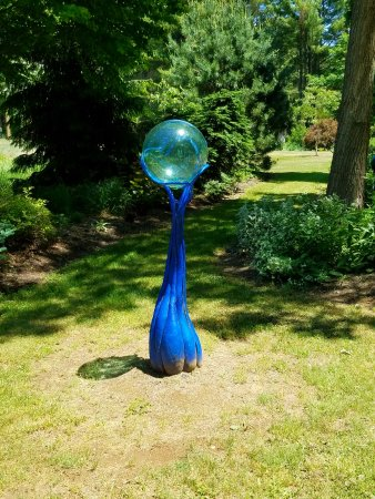 Lee, Nueva Hampshire: One of my personal favorites from the vast collection of sculpture