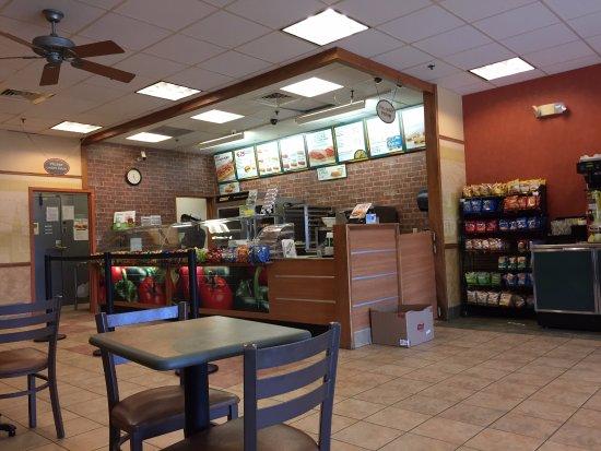 Plainfield, CT: Subway