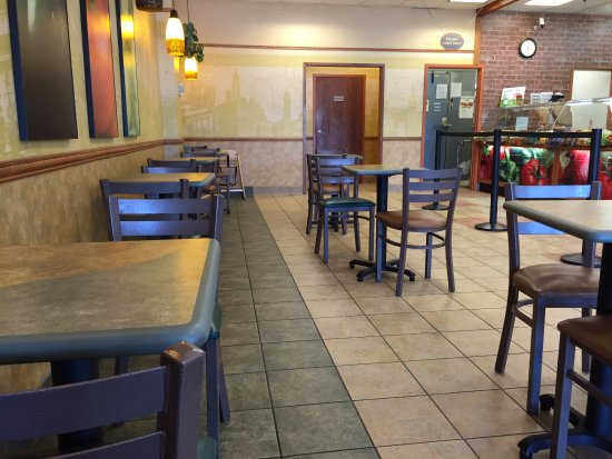 Plainfield, CT: Subway