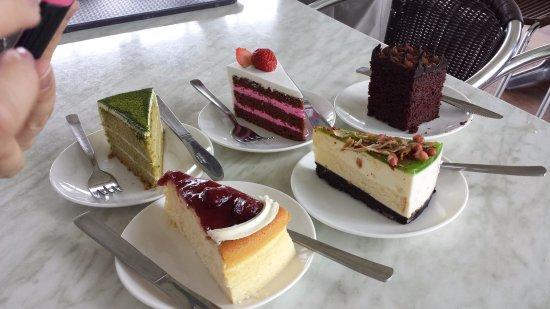 金马伦必访餐厅——咖啡、茶、甜点、主食【你去过了哪间】