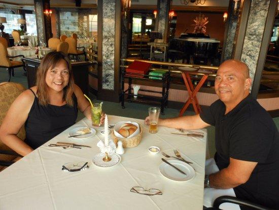 Patong Resort: Happy Birthday dinner to me!