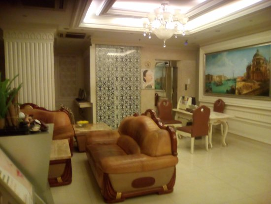 Silverland Hotel & Spa: ロビー