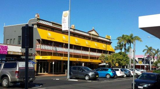 Grand Bundaberg Hostel