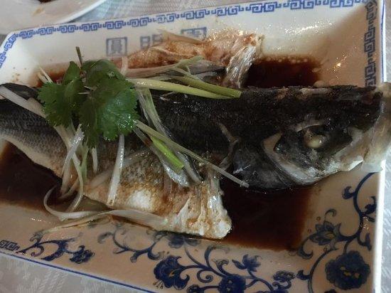 Yuan Ming Yuan: Steam Fish