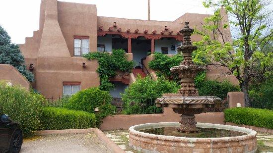 Espanola, New Mexiko: Inn at the Delta