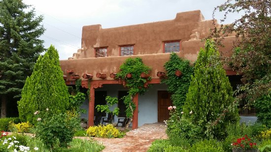 Espanola, NM: Inn at the Delta