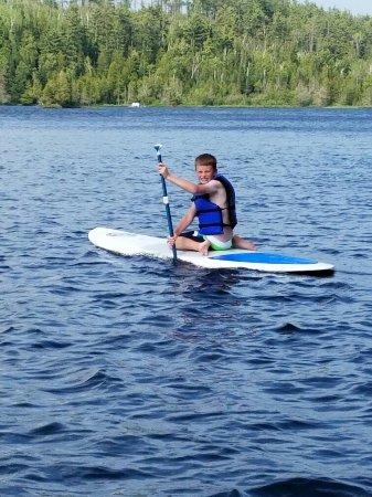 Loon Lake Lodge: 20160619_162752_large.jpg