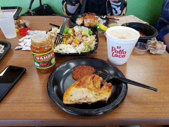 Coupon for el pollo loco catering