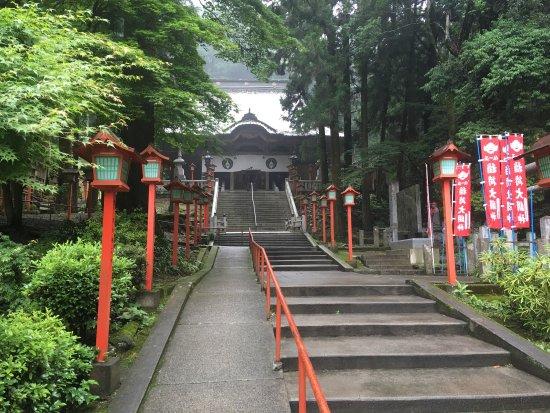 Izurusan Manganji Temple