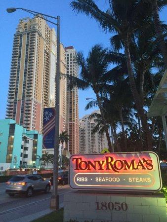 Sunny Isles Beach, Flórida: Sehr zu empfehlen, dieses Steakhouse 👍🏼👍🏼👍🏼