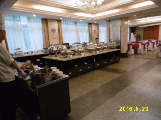 Overseas Chinese International: レストラン