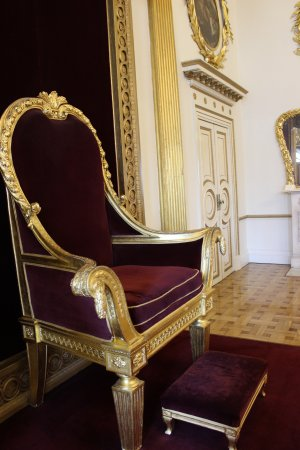 king s chair Picture of Dublin Castle Dublin TripAdvisor