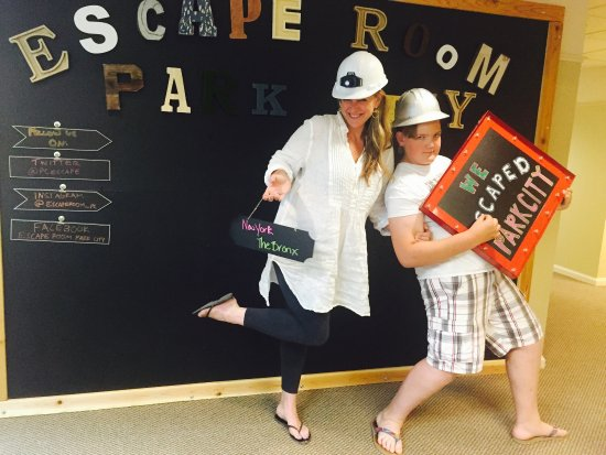 Escape Room Park City