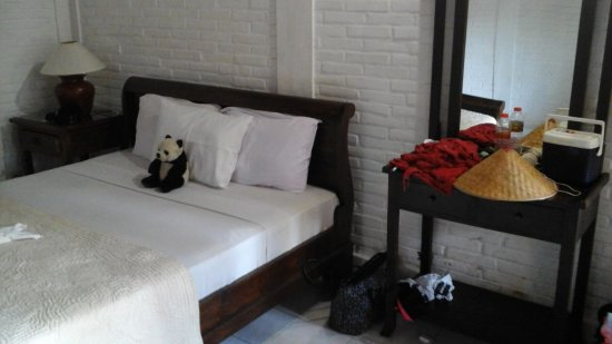 Pande Permai Bungalows: My room