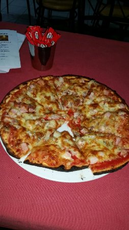 Mount Gravatt, Australien: Oh my god i just the most amazing pizza i have ever had. The service is great and quick. Coffee