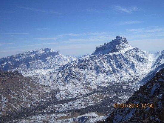 Brfkhanh Mountain