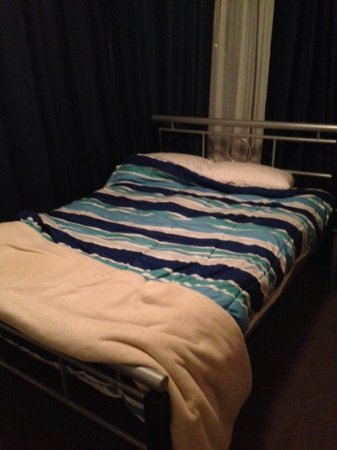 Joondalup, Australien: this is how i found the room