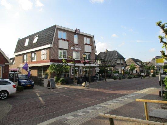 Ruinen, Países Bajos: Hotel de Stobbe