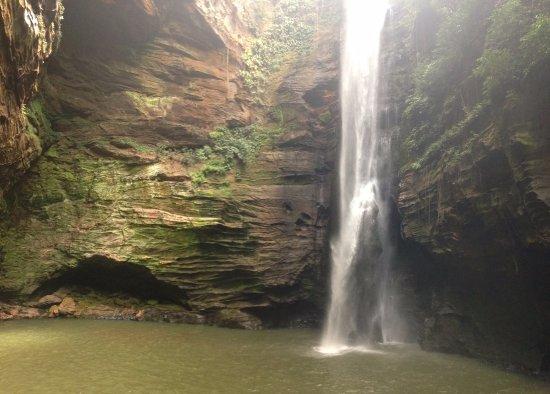 Cachoeira Santa Bárbara