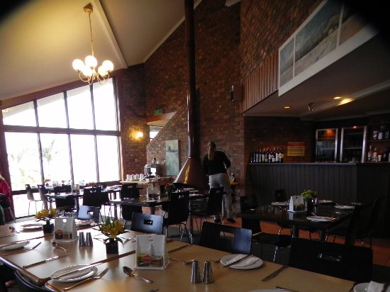 Kingscote, Australië: Northwoods dining in Southern Australia!