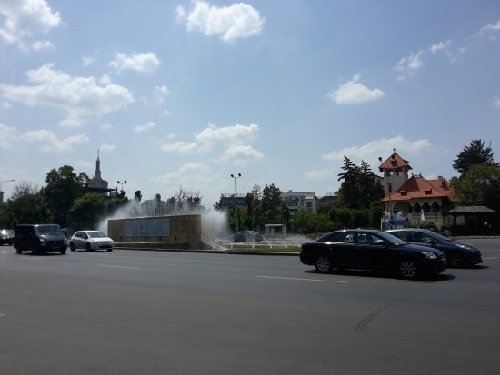 Fantana Miorita - Miorita Fountain