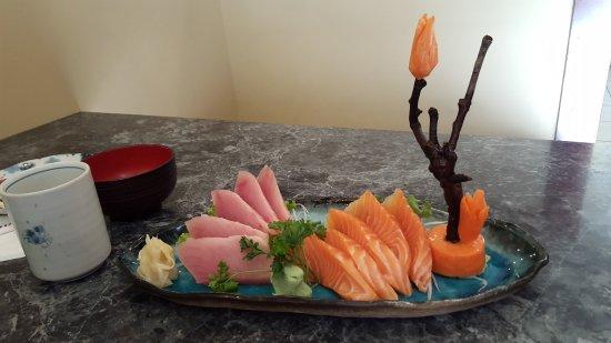 Kiku Sushi: Great Sashimi