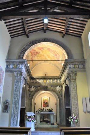 Santuario di Santa Maria delle Grazie: all'interno