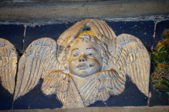 Santuario di Santa Maria delle Grazie: particolare