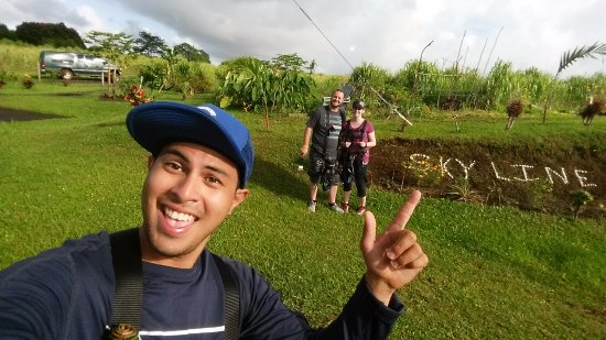 Skyline Eco Adventures - Akaka Falls: Awesome Guides