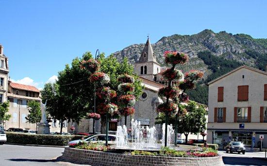 Cathedrale Notre-Dame-des-Pommiers de Sisteron