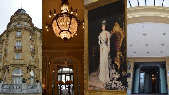Hotel Maria Cristina, a Luxury Collection Hotel, San Sebastian: Exteriores e interiores.